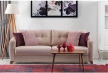 Sofa Sets (Modern Line) / Wer mehr eine klare und moderne Linie in seine Einrichtung bringen möchte, der wird in dieser Kollektion sicherlich fündig.