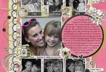 Scrapbook Inspiration  / Ideas for Scrapping