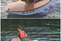Vanilla boat