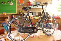 Thema: Bas en zijn fiets