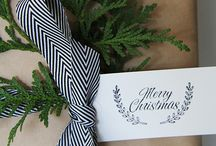 Holiday Wrapping Ideas / by Caitlin Kruse