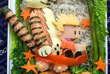 Foodstuffs - Bento. / by Nadezhda Ball