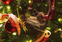 XMAS im Ristorante SPIGA / Unsere Weihnachtsdekoration ist ganz schön gelungen. Sie dürfen sich vergewissern: wir strahlen Gemütlichkeit aus! Besuchen Sie uns in dieser warmen,feierlich-weihnachtlichen Atmosphäre. Vielleicht rauscht sogar der Weihnachtsmann an Ihnen vorbei?