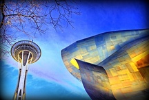 I love you Seattle! / Reasons to Love and Travel to Seattle and the Pacific Northwest / by Juliana Aldous