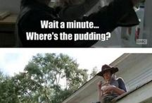 The Hilarious Walking Dead