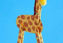 Preschool projects / by Sarah Van Dyke