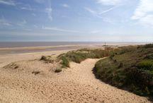 My favourite UK Beaches  / Holiday photos taken on soem of my favourite beaches in the UK