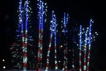 Chirstmas in Vail / Vail was recently ranked #2 America's Best Towns for the Holidays