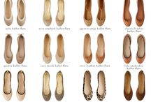 Ballet Pumps and Mary Janes / by Linda de Beyer