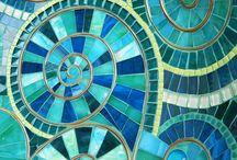 DIY and crafts mosaic