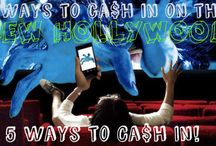 Cash in on the New Hollywood Talk Joyce Schwarz July 11 West Hollywood, CA / Entertainment Industry Meetup Group --will feature bestselling author, futurist and speaker Joyce Schwarz on Five Ways to Cash in on the New Hollywood