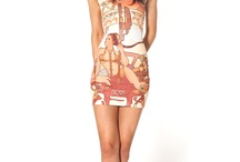 Black Milk Star Wars wishlist / one can never have too much star wars :)