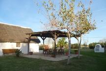 Barraca Vilbor / Turisme rural al Delta de l'Ebre / Turismo rural en el Delta del Ebro