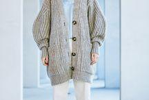 nude fall winter 2017 / moda, abbigliamento, fashion, style, maglieria,