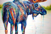 Amazing Animal Art.