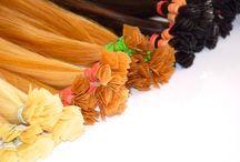 Hair extensions products