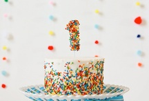 Cake and  food