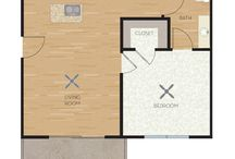 Our Floor Plans! / With six different floor plans to choose from, we have the perfect one for you.