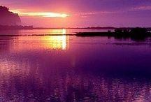 Sunrise ~ Sunset / I Love That This Mornings Sunrise Does Not Define Itself by Last Nights Sunset -Steve Maraboli