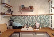 That's a kitchen / by Gyöngyi Nagy