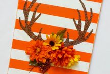 Fall Crafts & Activities / Crafts, activities and recipes perfect for Fall!