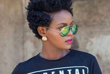 Short Natural Hair | Hairstyles / All about Hair, short natural hair, natural hair short hairstyles, hair colors, hair treatments, hair growth, hair lengths.