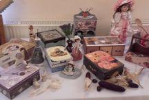 kézműves kiállítás / kézműves tárgyak és baba kiállítás