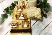 Country Life Washcloth & Towel Set