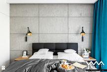 new lofts/ modern rooms beige black grey