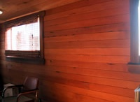 surfaces bois intérieur
