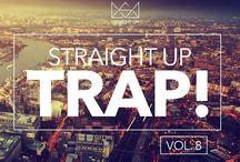 Trap Music / Trap, EDM Trap, Trap House, Trapstep, Hip-Hop