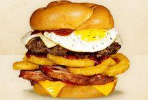 Burger Porn / The art of burgers
