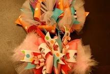 Hairbows/Bows / by Jennifer Burgan