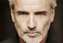 Hair styles for older men