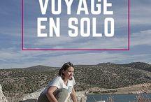 voyage solo