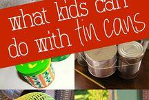 Børnehave-ideer
