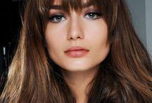 Andreea Diaconu - modelka [Rumunia]