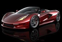 Awesome Cars and Bikes / by Anthony Davis