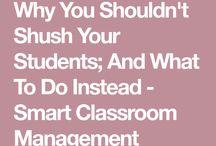 Classrom management