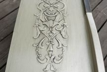 Classic Furniture Carving