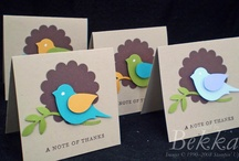 Bird Builder - Stampin up