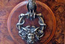 Kapı tokmağı donör handle