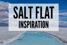 Bolivia Salt Flat Photography Inspiration / Inspiration for the Bolivian Salt Flat photographs