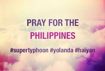 Pray for Philippines