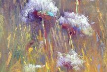 Karen Margulis pastels