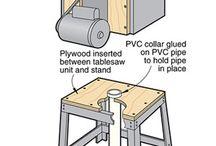tool wood