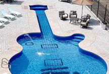 Amazing swimming pools / A recent study maintains that a swimming pool can increase the value of your home.