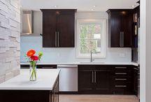 Old Castle - Kitchen Renovations / London Ontario kitchen renovation.