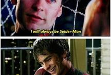 Spiderman :) / by Emilee Jacobs