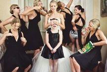 Bridal party photos  / Inspiration for the bridal party photos